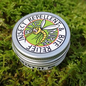 CBD Bite Nurse – mosquito repellent and bite soothing balm