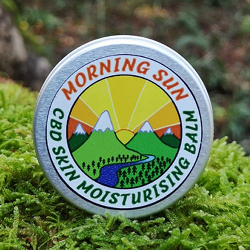Morning Sun CBD Skin Balm