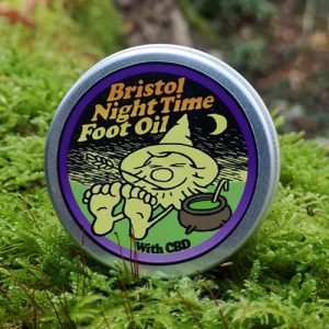 Bristol Night Time CBD Foot Oil