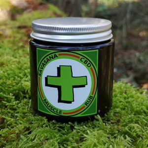 Savasana CBD Muscle Rub