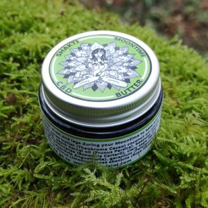 Shakti Moontime CBD Butter - Menstruation cramp soothing balm